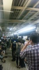 アントニオ小猪木 公式ブログ/静岡駅でのトラブル 画像1
