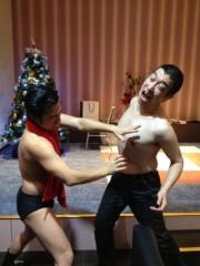 アントニオ小猪木 公式ブログ/飯田での世界のうめざわ戦 画像1