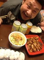 アントニオ小猪木 公式ブログ/よしえつねおの食事 画像1