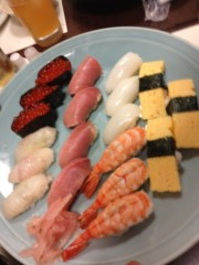 アントニオ小猪木 公式ブログ/シメに寿司! 画像1