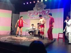 アントニオ小猪木 公式ブログ/赤坂サカスでのタイトル戦 画像1