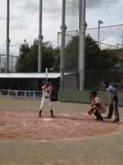 アントニオ小猪木 公式ブログ/草野球楽しかったど! 画像1