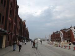 アントニオ小猪木 公式ブログ/横浜赤レンガへ 画像1