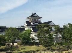 アントニオ小猪木 公式ブログ/早朝から富山城へ 画像1