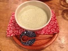 アントニオ小猪木 公式ブログ/喫茶店での豆乳桑茶 画像1