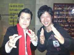 アントニオ小猪木 公式ブログ/天野勇剛さんと合流! 画像1