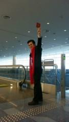 アントニオ小猪木 公式ブログ/韓国へ 画像1