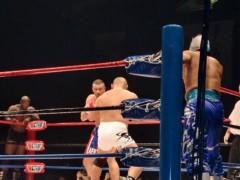アントニオ小猪木 公式ブログ/アーツ初タッグマッチ 画像1