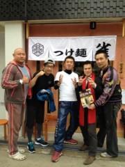 アントニオ小猪木 公式ブログ/大阪つけ麺雀新店へ 画像1