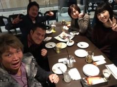 アントニオ小猪木 公式ブログ/るみるみ夫婦と中野で食事会! 画像1