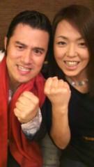 アントニオ小猪木 公式ブログ/尻ラジオに三田英津子さん 画像1