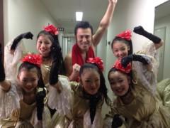 アントニオ小猪木 公式ブログ/黒磯でダンスチームと! 画像1