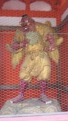 アントニオ小猪木 公式ブログ/天狗の守り神 画像1