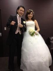 アントニオ小猪木 公式ブログ/わかの結婚パーティー 画像1