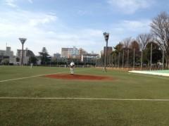 アントニオ小猪木 公式ブログ/ '12年最後の草野球第一戦 画像1