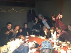 アントニオ小猪木 公式ブログ/飲み会に合流! 画像1