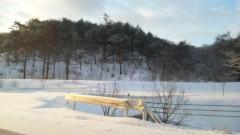 アントニオ小猪木 公式ブログ/岩手には雪 画像1