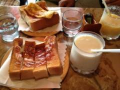 アントニオ小猪木 公式ブログ/大阪の喫茶店 画像1