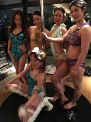 アントニオ小猪木 公式ブログ/お祝いのポールダンス! 画像1