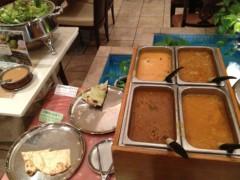 アントニオ小猪木 公式ブログ/インドカレー食べ放題! 画像1