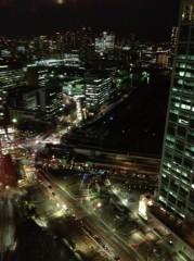 アントニオ小猪木 公式ブログ/夜景の見える会場 画像1