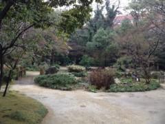 アントニオ小猪木 公式ブログ/楽水園の庭 画像1