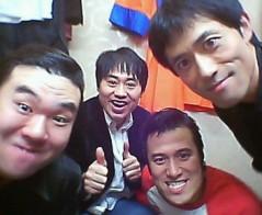 アントニオ小猪木 公式ブログ/土浦での仕事仲間たち 画像1