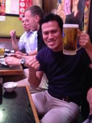 アントニオ小猪木 公式ブログ/ビール大ジョッキ! 画像1