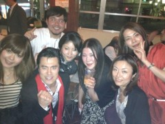 アントニオ小猪木 公式ブログ/賑やか竜司誕生パーティー 画像1