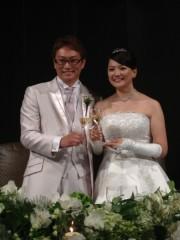 アントニオ小猪木 公式ブログ/山口雅史結婚披露宴 画像1