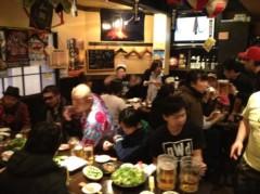 アントニオ小猪木 公式ブログ/2013年西口ドア打ち上げ! 画像1