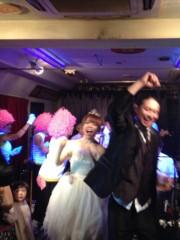 アントニオ小猪木 公式ブログ/新郎新婦のダァーッ! 画像1