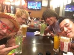 アントニオ小猪木 公式ブログ/突然の男四人飲み! 画像1