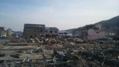 アントニオ小猪木 公式ブログ/瓦礫の町並み 画像1