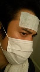 アントニオ小猪木 公式ブログ/あれ風邪か!? 画像1