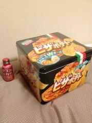 アントニオ小猪木 公式ブログ/ピザポテトの缶 画像1