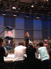 アントニオ小猪木 公式ブログ/今井良晴追悼興行へ 画像1