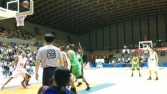アントニオ小猪木 公式ブログ/プロバスケ観戦 画像1
