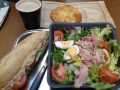 アントニオ小猪木 公式ブログ/パリ最後の食事 画像1