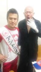 アントニオ小猪木 公式ブログ/アラケン登場! 画像1