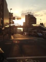 アントニオ小猪木 公式ブログ/セレブな街の夕焼け 画像1