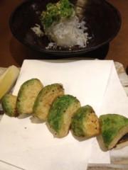 アントニオ小猪木 公式ブログ/アボカドの天ぷら 画像1