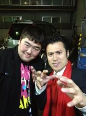 アントニオ小猪木 公式ブログ/俳優須藤公一クン初遭遇 画像1