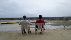 アントニオ小猪木 公式ブログ/浜辺の茶屋 画像1