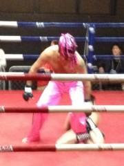 アントニオ小猪木 公式ブログ/DRAGON66デビュー戦で 画像1