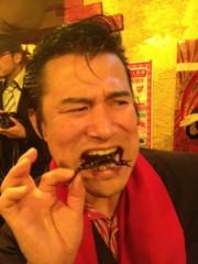 アントニオ小猪木 公式ブログ/サソリを食べるとは… 画像1