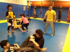 アントニオ小猪木 公式ブログ/総合格闘技フィットネスへ 画像1
