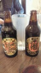 アントニオ小猪木 公式ブログ/味噌ビール 画像1