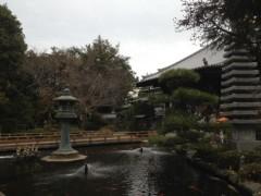 アントニオ小猪木 公式ブログ/徳島の霊山寺へ 画像1