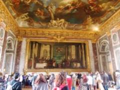 アントニオ小猪木 公式ブログ/ベルサイユ宮殿の絵画 画像1